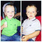 My boys two today twotoday twinboys twinsofinstagram