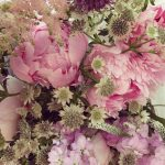 Todays pretties weddingflorist weddingprep instaflowers instawedding blossemyorkshire peonies