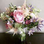 Nicolas bouquet saltmarshehall weddinginspiration weddingflorist blossemyorkshire ilovemyjob instaflowers instalove peonyhellip