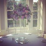 This venue is stunning instaflowers instalove peony pearls hydrengea weddingfloristhellip