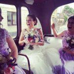 In LOVE with this photo beautifulbride yurtwedding weddinginspiration summerwedding lavenderhellip