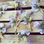 Summer bouts weddingflorist weddinginspiration sweetpea lavender daisy love instawedding instaflowershellip