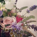 A teeny tiny glimpse of tomorrows pretty instaflowers instawedding weddingfloristhellip