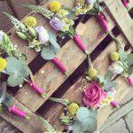 Gotta love a bright amp bold buttonhole buttonholesrocks groomsmen groomsofinstagramhellip
