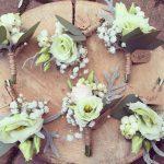 Buzzing for these bouts buttonholelove guysrock groomsofinstagram weddinginspiration blossemyorkshire chichellip