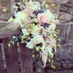For Abbey Just love a full trailing bouquet weddinginspiration