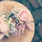 Ladies wristlets oultonhall meijerroses sweetavalanche wristcorsage mumsflowers weddinginspiration weddingflorist instaflowershellip