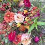 Tomorrows wedding prepped buzzing for the morning weddingprep weddinginspiration autumnweddinghellip