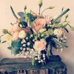 Kates blooms blossemyorkshire instawedding instaflowers love dreamy meijerroses ranunculus bombastichellip