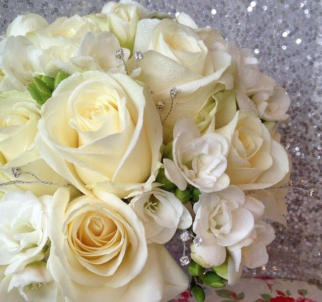 Ella's bouquet ☁️