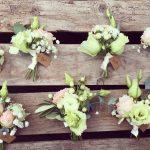 The boutonnire buttonhole groomsrock weddingflorist weddinginspiration ilovemyjob hollinshall blossemyorkshire instagroomhellip