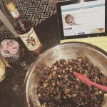 Any excuse for a new rum christmascakemaking cantwaitforchristmas bakersofinstagram captinmorganshellip